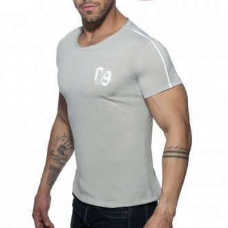 AD704 09 ROUND NECK T-SHIRT