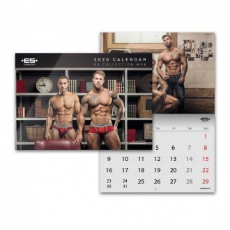 AC081 ES COLLECTION CALENDAR 2020