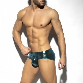 UN447 SHINY TRENDY PUSH UP BRIEF